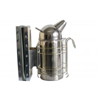 Wholesale Stainless steel European Style Bee Smoker with S-L Size from china suppliers