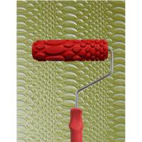 Textured Walls-7 in Decorative Texture Roller with Roller Cover, item# RY328T