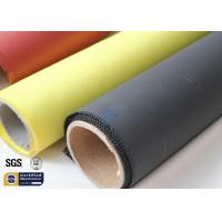 Wholesale Fiberglass Fabric Acrylic Coated Fire Welding Blanket Cloth Roll 0.45MM 260℃ from china suppliers
