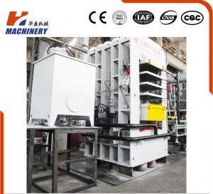 High Stability Lamination Hydraulic Hot Press Machine For Doors Skin