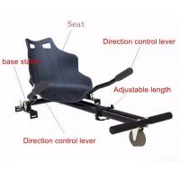 Cool electric scooter frame hoverkart sitting chair for for Sillas para hoverboard