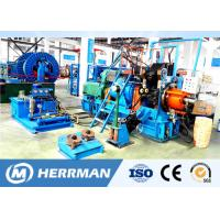 Buy cheap Aluminum Cladding Continuous Extrusion Machine For Seamless Al Cladding from wholesalers