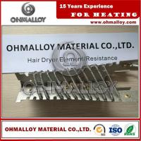 Wholesale FeCrAl Alloy OHMALLOY Mica Electric Hair Dryer Heating Element Resistance from china suppliers