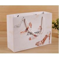 Wholesale Degradable Paper Shopping Bags Any Color Available For Grocery / Food Packaging from china suppliers