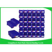 Wholesale Recyclable Warehouse Storage Bins Shelf Wall Mounted Big Capacity For Spare Parts Storage from china suppliers