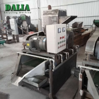 Wholesale Capacity 200 Kgs/H Water Type Scrap Copper Wire Granulator from china suppliers