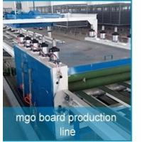 Wholesale CE Board Making Machine Glass Fiber Cement And Mgo Powder Materials Board Production from china suppliers