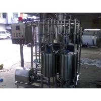 Wholesale juice pasteurizing equipment milk plate pasteurizer from china suppliers
