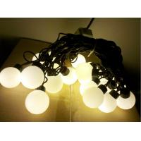 Wholesale led ball lighting string from china suppliers