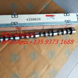 China Hot Sell Cummins QSX15 Engine Camshaft 4298626 4059331 4059170 3680779 3104279 on sale