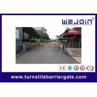 Wholesale Bi - Directional Parking Lot Barriers , Parking Lot Gate Control Systems AC220V/110V from china suppliers