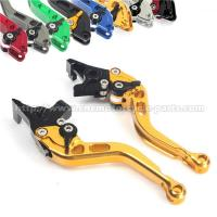 China CBR600RR Shorty Motorcycle Brake Clutch Lever CNC Finished 6061 Alu T6 Material on sale