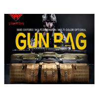 China Outdoor Military Hunting Bag Tactical Gun bags Long Multiple Rifle Case Backpack wholesale