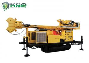 Wholesale 600m Fully Hydraulic Water Well Drilling Rig Crawler Mounted Core Drilling Rig from china suppliers