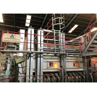 Wholesale 120TPD Glass Melting Furance Container Glass Making Furnace from china suppliers