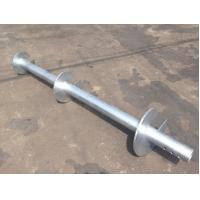 Buy cheap Hot Dip Galvanized Helical Pier Systems For Underpinning Foundation from wholesalers