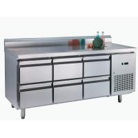 Wholesale Ventilated Cooling Professional Series Refrigerator With Backrest / Six Drawer / 350L from china suppliers