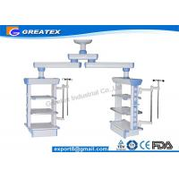 Buy cheap Aluminum Alloy Motorized Surgical Double Arm Electric Surgical Pendant from wholesalers