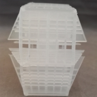 """Wholesale 3.5"""" & 2.3"""" Plastic Lanpack Packing For Tower Packing/Plastic Lanpack Scrubber Packings from china suppliers"""