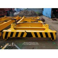 Wholesale Mechanical Control Container Lifting Spreader for Lift 20ft / 40ft Standard Container from china suppliers