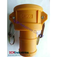 Buy cheap Nylon Camlock coupling Type C from wholesalers