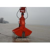 Wholesale Dredging Hydraulic Clamshell Grab For Excavator and Crane Economic and Professional from china suppliers