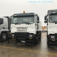 Wholesale Sinotruk howo 290 336 371HP 30 ton full wheel drive 6x6 howo tipper construction dump truck from china suppliers