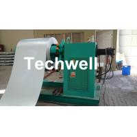 China High Precision Hydraulic Automatic Cut To Length Machine / Sheet Metal Slitter Cutting Machine With Auto Stacker System on sale