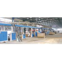 Wholesale 3/5/7 ply corrugated cardboard production line from china suppliers