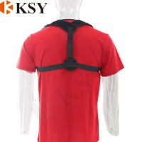 Wholesale Orthopedic back support belt adjustable Back braces to correct posture back pain relief belt from china suppliers