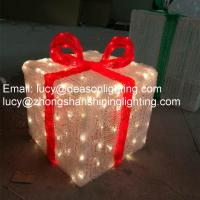 Wholesale led gift box motif light from china suppliers