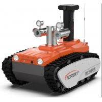 Wholesale RXR-C12BD Explosionproof Fire Fighting Robotic Vehicle Small Size Lightweight from china suppliers