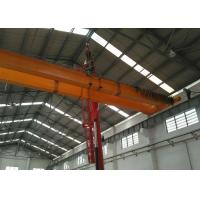 Buy cheap LH -10t -17.5m -9m Double Girder Overhead Cranes , Bridge Crane Safety For from wholesalers