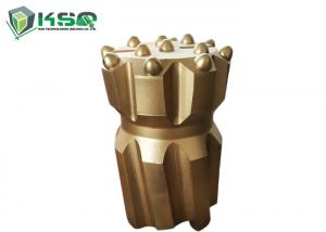 Wholesale Retrac Button Tungsten Drill Bit T38 115mm Diameter With Oblique Body For Quarrying from china suppliers