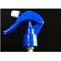 Wholesale Blue Plastic Ø28 / 400 Trigger Sprayer For Cosmetic, Window Cleaning Agents AM-CP from china suppliers