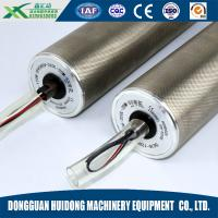 Wholesale Stainless Steel Motorized Conveyor Rollers 220 / 380V Voltage SGS Certification from china suppliers