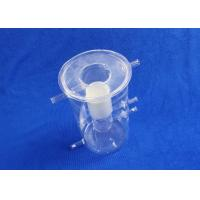 Buy cheap Multi Processing Chemistry Glassware SiO2 Content Composition Anti Acid from wholesalers