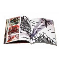 Wholesale 4C Hardcover Comic Books Printing Glossy / Matte Lamination Softcover Book Print from china suppliers