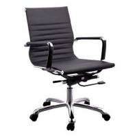 swivel PU leather Office Chair Black , office furniturechairs DX-C616
