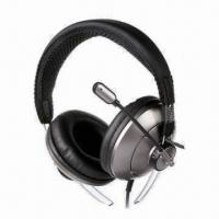 Buy cheap Super Heavy Bass Headphones with 80mW Rated Power and 20 to 20kHz Frequency from wholesalers