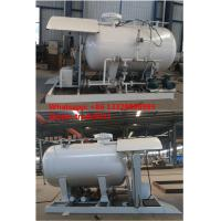 Mini Gas Plant : Clw brand mini tons mobile skid lpg gas plant for sale