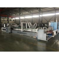 Wholesale Automatic Folding Carton Box Gluing Machine For Gluing Corrugated Carton from china suppliers
