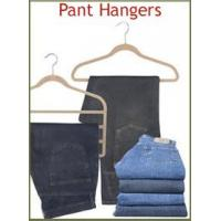Wholesale Plastic Pants Hangers, Trousers Hangers, Plastic Hangers (LD-P028) from china suppliers