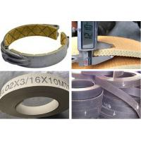 Wholesale Flexible Brake Band Lining Woven Roll Lining With Brass Wire Reinforced from china suppliers