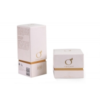 Wholesale Custom Design And Gold Hot Stamping Logo Cosmetic Gift Packaging Boxes from china suppliers