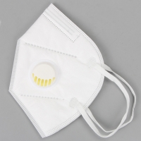 Wholesale Personal Protective Disposable KN95 Foldable Dust Mask from china suppliers
