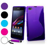 For Xperia Z1 Compact Case, 2014 New Mobile Phone bag, S ...