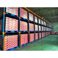 Wholesale Powder Coated Drive In Pallet Rack , Durable Steel Pallet Racking from china suppliers