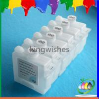 Wholesale refillable ink cartridge for Canon W7200 W7400 W7600 wide format refillable ink cartridge from china suppliers