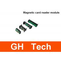 Wholesale Customized 1 / 2 / 3 Track Magnetic Card Reader Module 500,000 passes from china suppliers